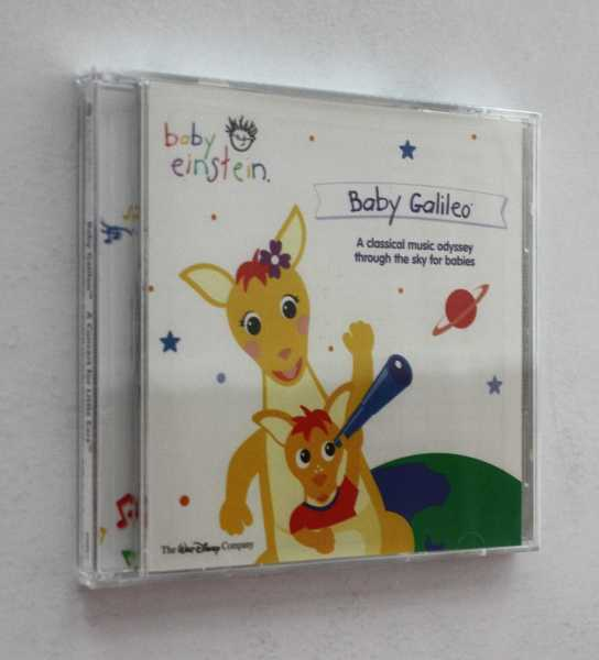 Baby Einstein: Baby Galileo CD, Baby Einstein Music Box Orchestra