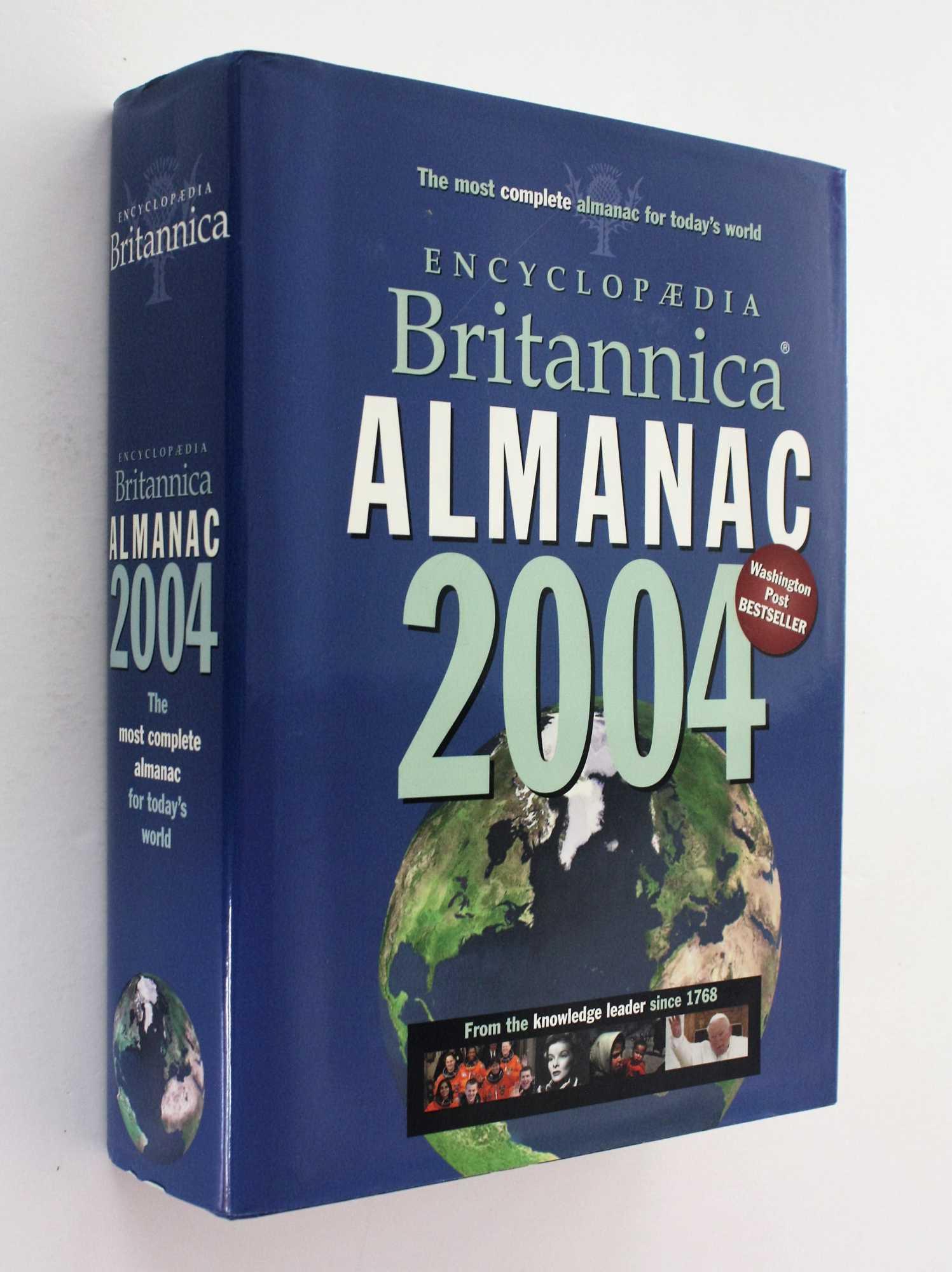 Encyclopaedia Britannica Almanac 2004, Safra, Jacob E.