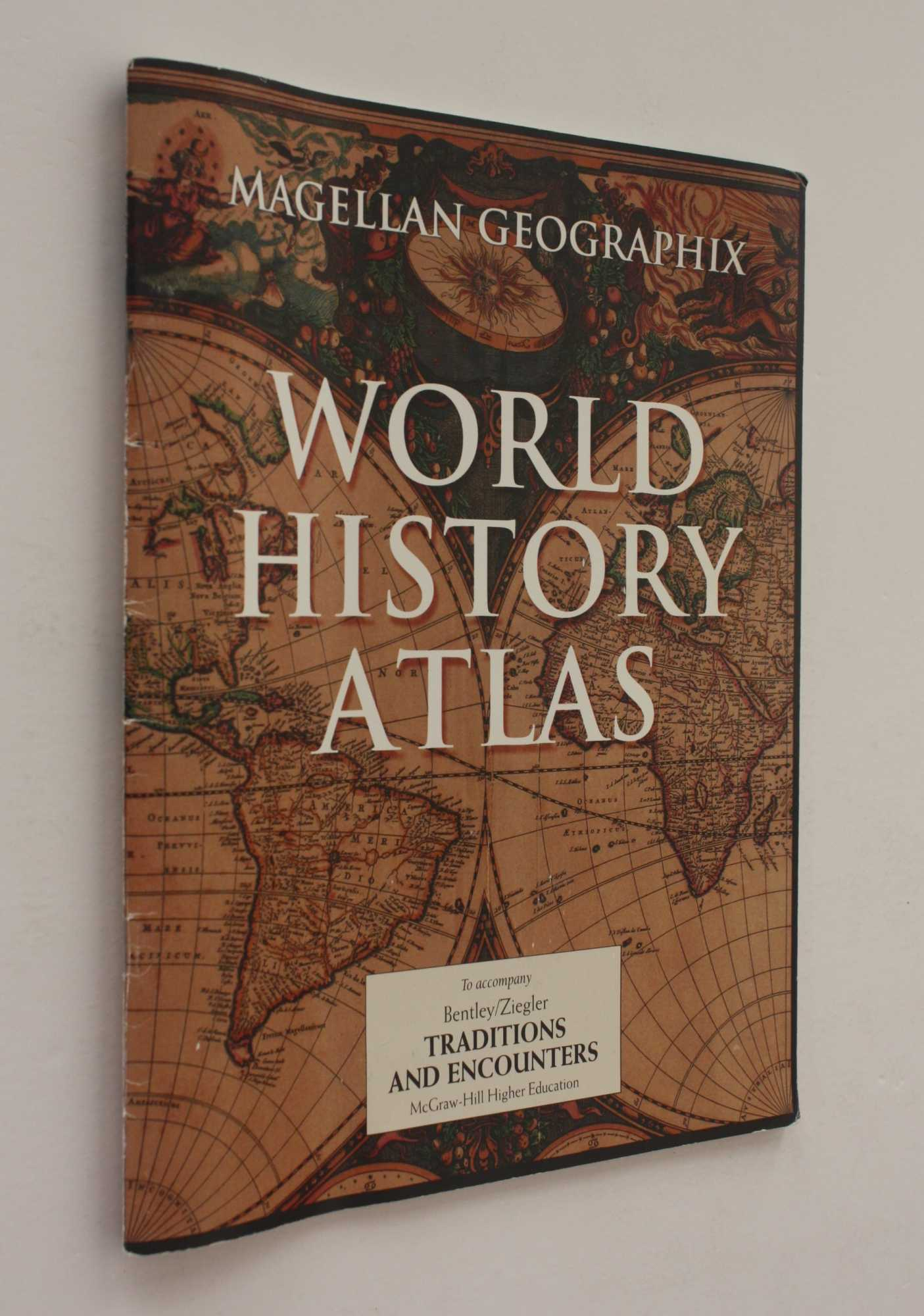 World History Atlas, Unknown