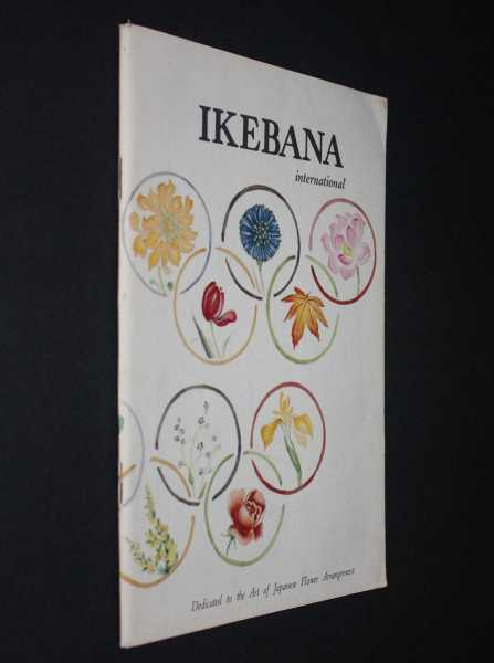 Ikebana International Magazine: Issue No. 14, Spring-Summer 1964, Ikebana International