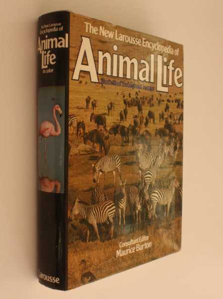 The New Larousse Encyclopedia of Animal Life, Burton (ed), Maurice