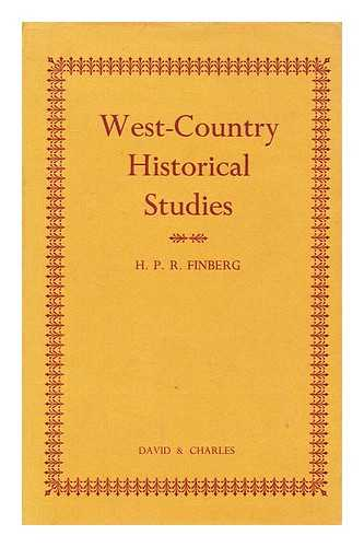 FINBERG, H. P. R. - West-Country Historical Studies, by H. P. R. Finberg