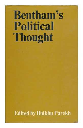 bentham essay jurisprudence political theory