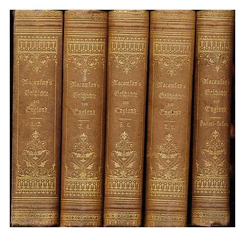thomas macaulay critical and historical essays