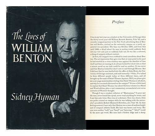 The Lives of William Benton
