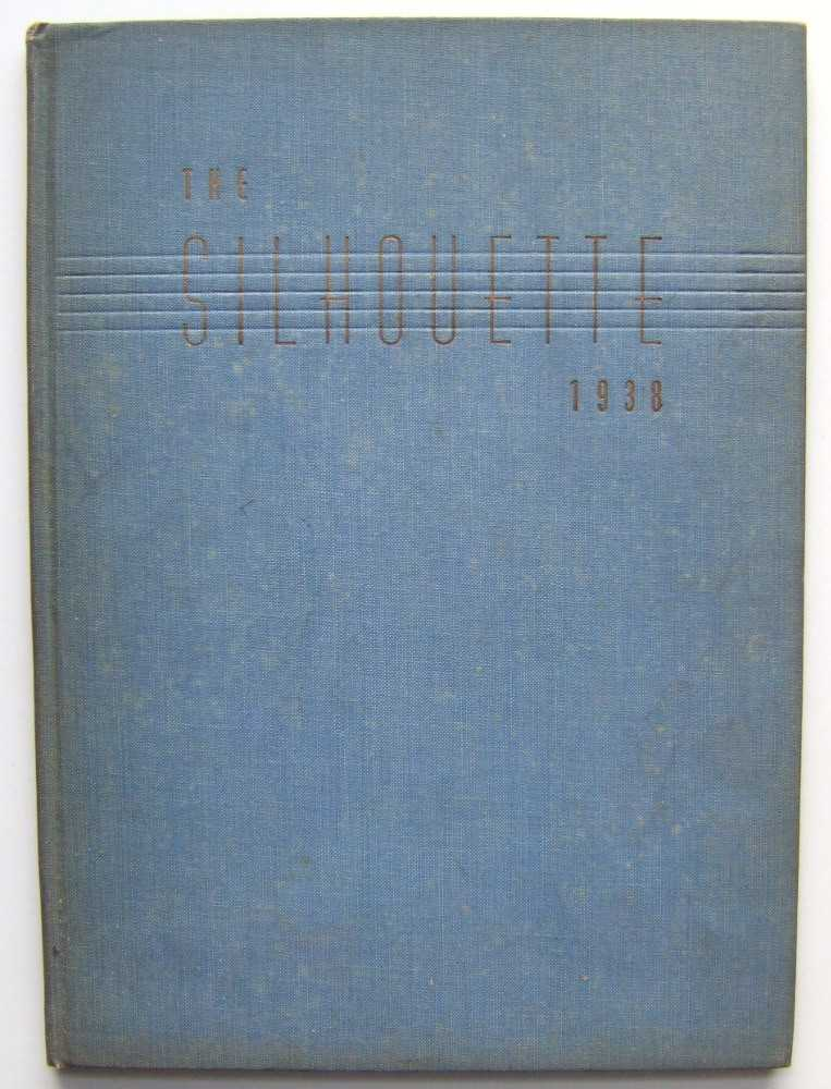 The Silhouette: Bently School Yearbook 1938, New York, NY