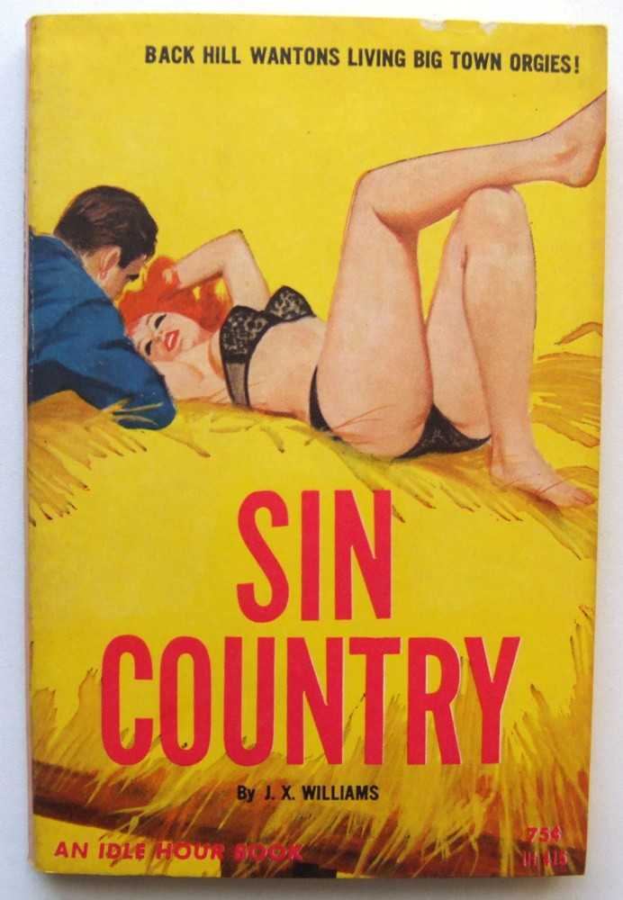 Sin Country, Williams, J.X.