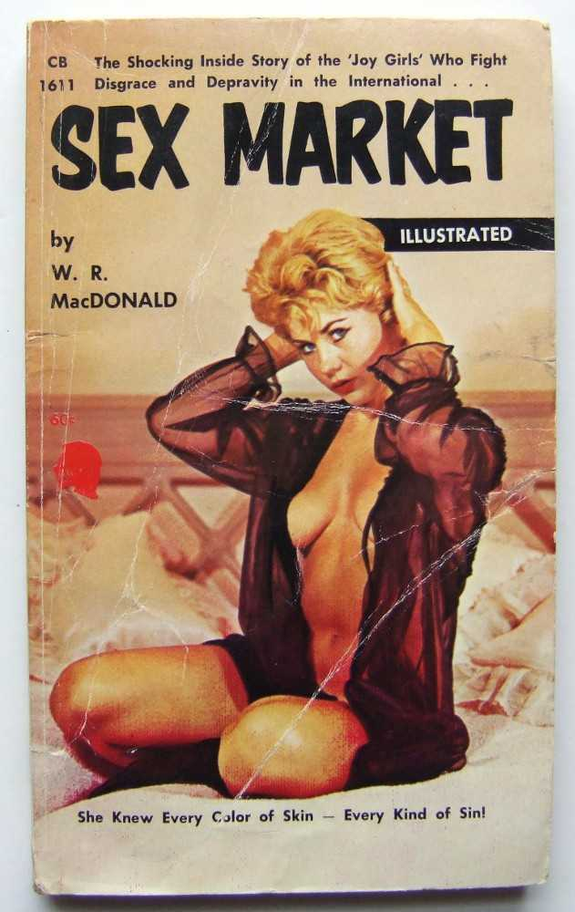 Sex Market (Illustrated), MacDonald, W. R.