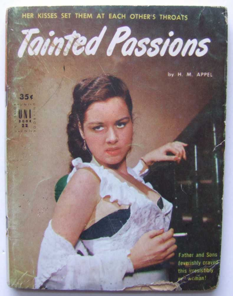 Tainted Passions (originally pubbed as: Flesh and Blood), Appel, H. M.