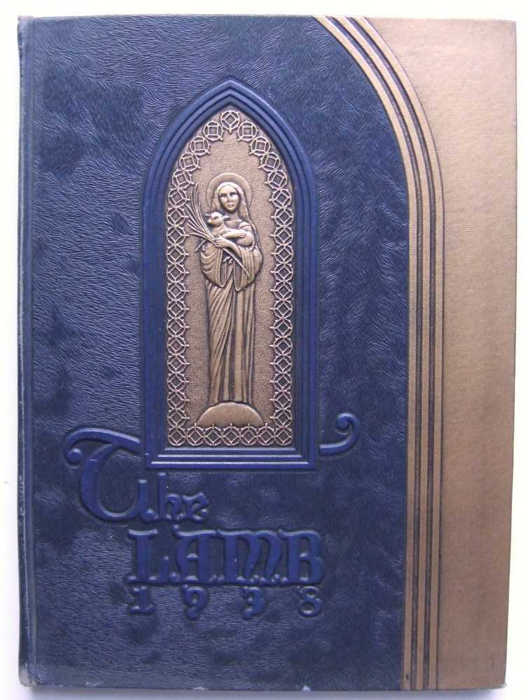 The Lamb: 1938 Saint Agnes Academic School Yearbook, Rockville Centre, Long Island, New York, Yearbook Staff