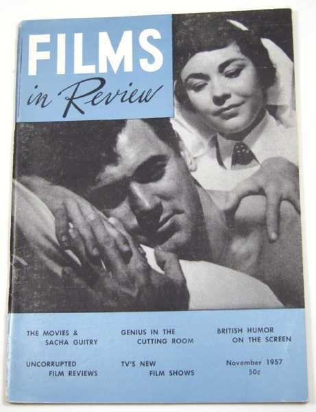 Image for Films in Review (November, 1957)