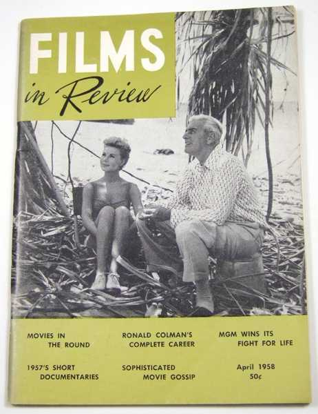 Films in Review (April, 1958), Hart (ed), Henry