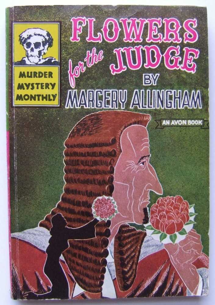 Flowers for the Judge, Allingham, Margery