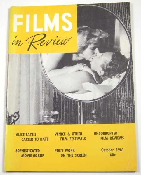 Image for Films in Review (October, 1961)