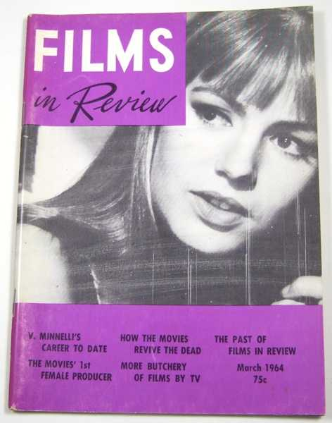 Image for Films in Review (March, 1964)