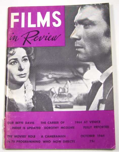 Image for Films in Review (October, 1964)