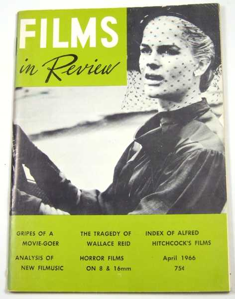 Films in Review (April, 1966), Hart (ed), Henry
