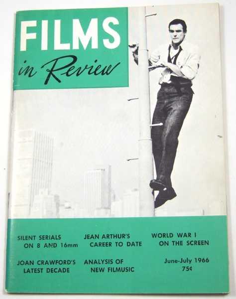 Films in Review (June-July, 1966), Hart (ed), Henry
