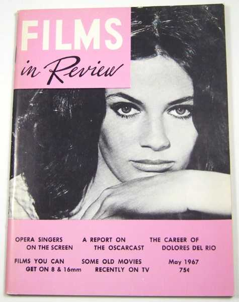 Films in Review (May, 1967), Hart (ed), Henry