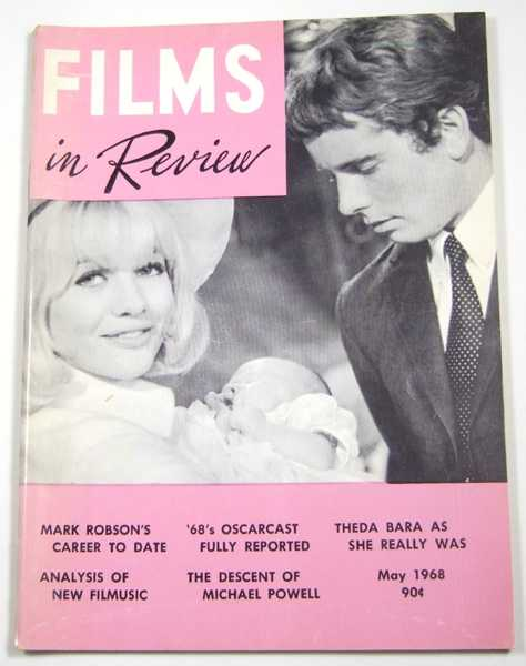 Image for Films in Review (May, 1968)