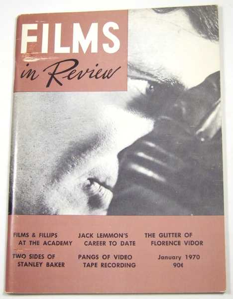 Image for Films in Review (January, 1970)