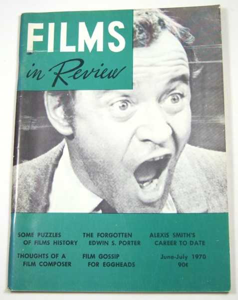 Image for Films in Review (June-July, 1970)