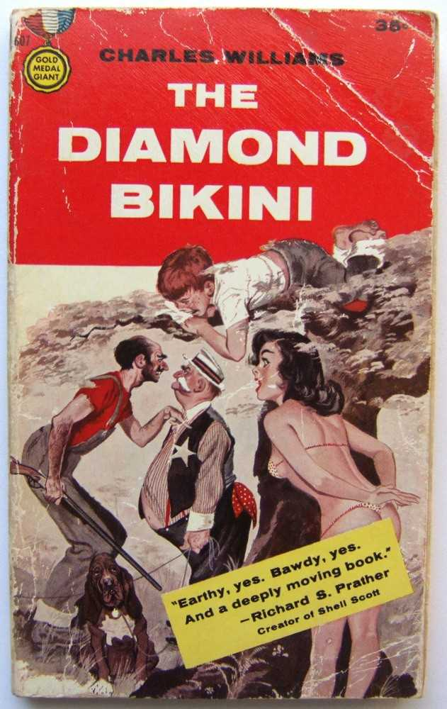 The Diamond Bikini, Williams, Charles