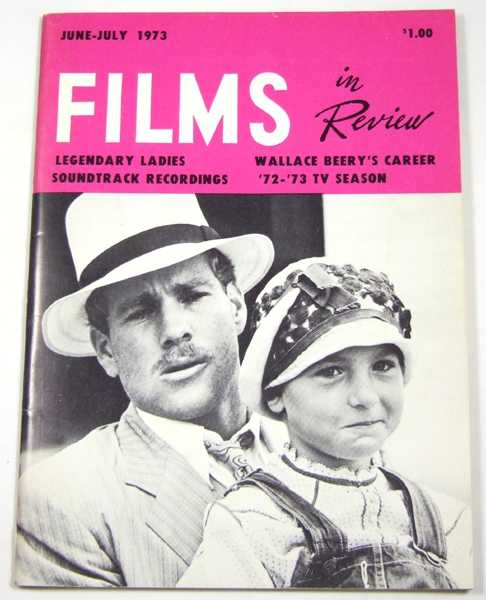Image for Films in Review (June-July, 1973)