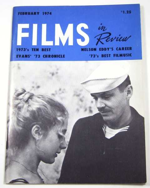 Image for Films in Review (February, 1974)