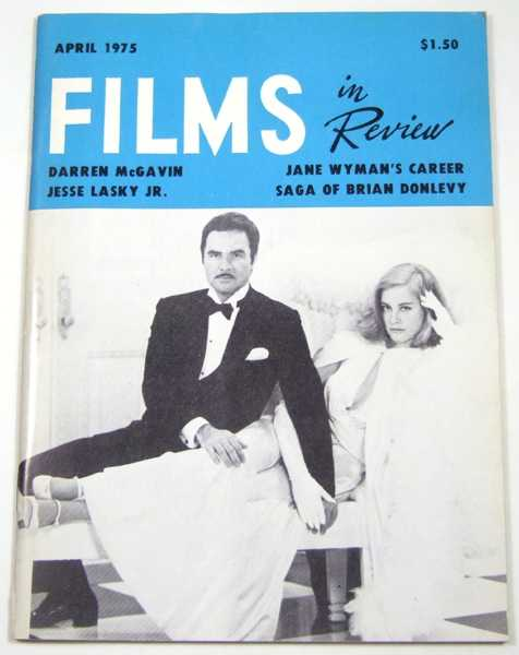 Image for Films in Review (April, 1975)