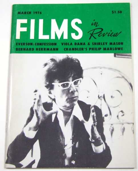 Image for Films in Review (March, 1976)