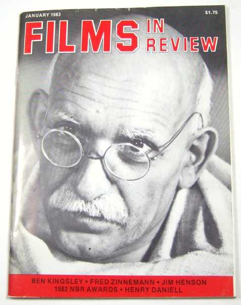 Image for Films in Review (January, 1983)