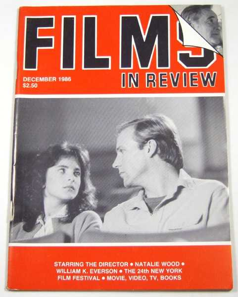 Image for Films in Review (December, 1986)