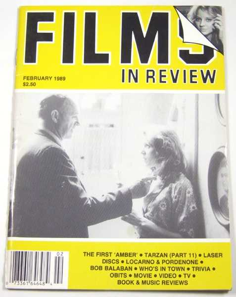 Image for Films in Review (February, 1989)