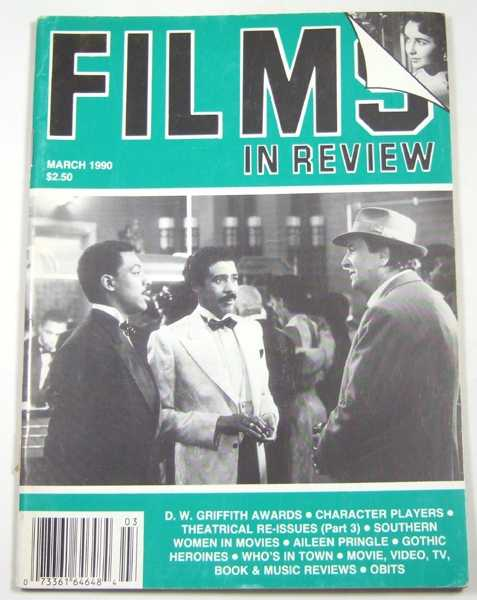 Image for Films in Review (March, 1990)