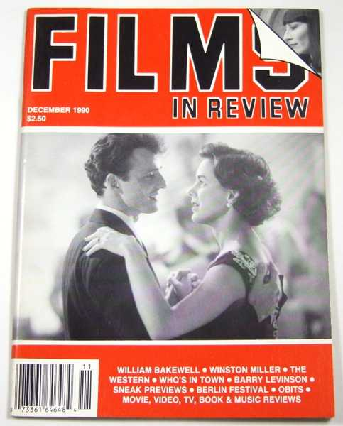 Image for Films in Review (December, 1990)