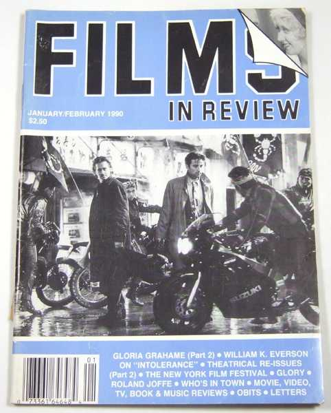 Image for Films in Review (January-February, 1990)