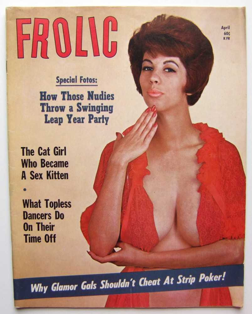Frolic (April, 1968. Vol. 15, No. 7), Editors