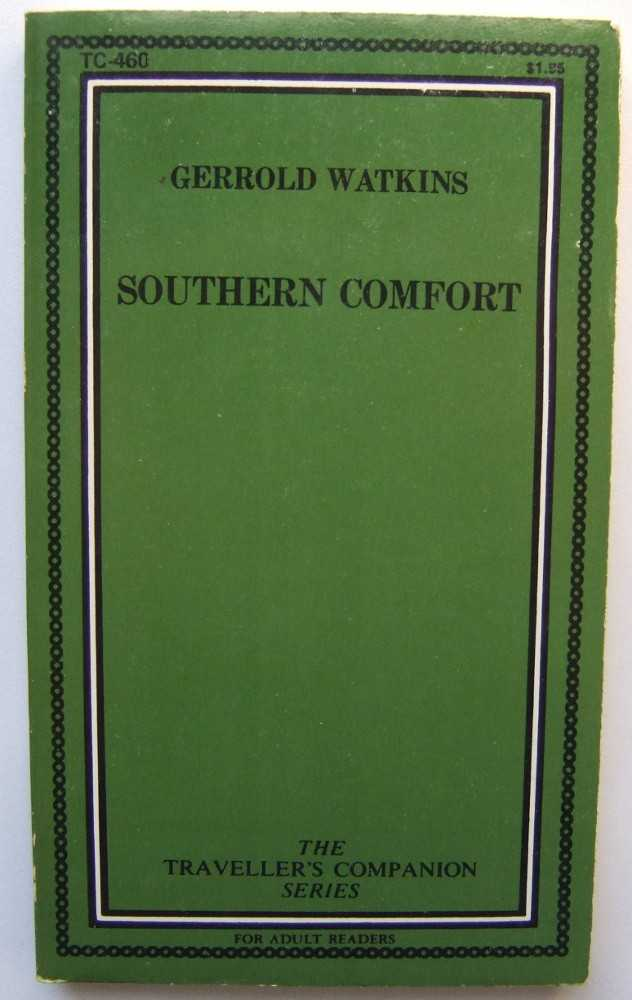 Southern Comfort, Malzberg (writing as Gerrold Watkins), Barry