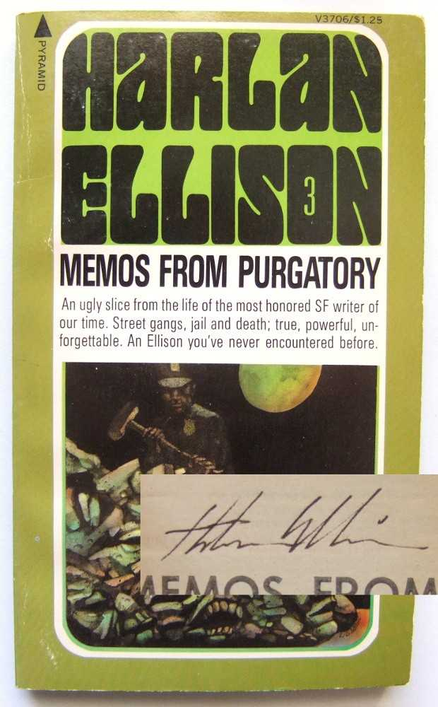 Memos From Purgatory, Ellison, Harlan