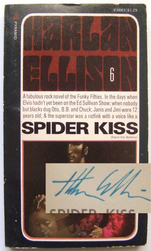 Spider Kiss, Ellison, Harlan