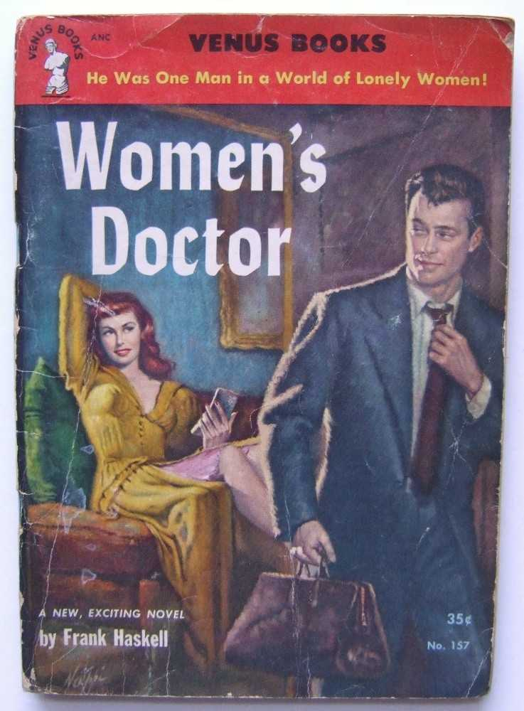 Women's Doctor, Haskell, Frank