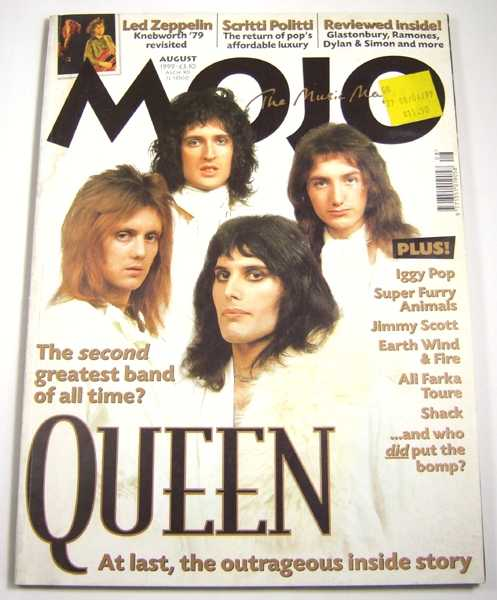 Mojo Music Magazine #69 (August, 1999), Alexander (ed), Phil