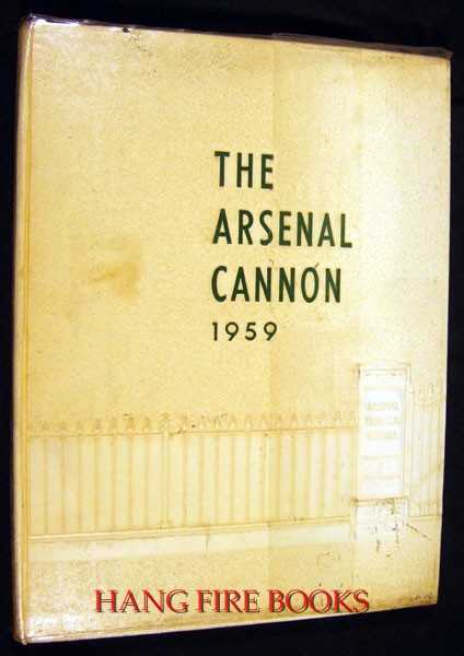 The Arsenal Cannon: Arsenal Technical High School Yearbook (Indianapolis, Indiana, 1959), Editorial Staff