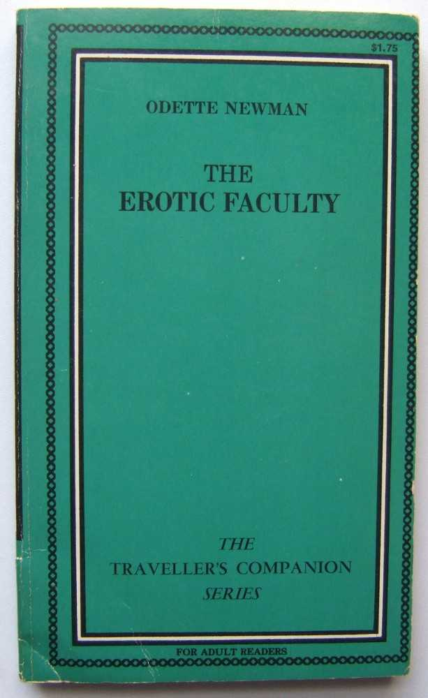 The Erotic Faculty, Newman, Odette