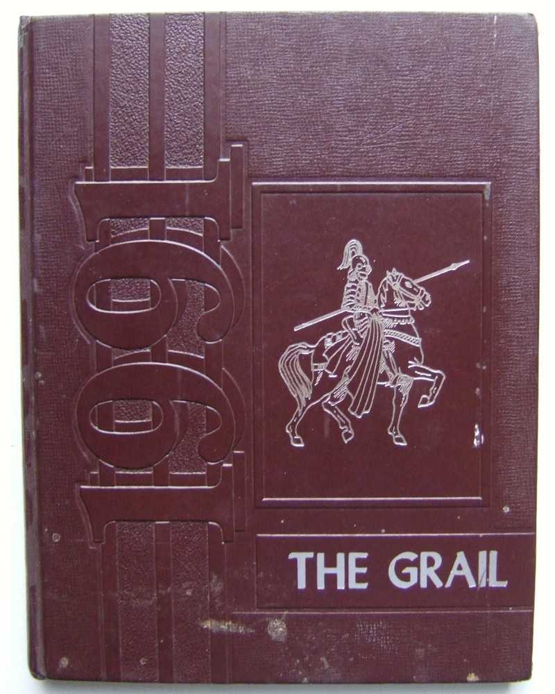 The Grail: Noble High School (Berwicke, Maine 1991), Editorial Staff