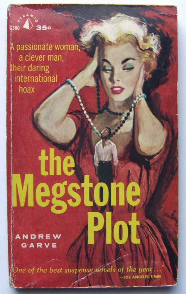 The Megstone Plot, Garve, Andrew