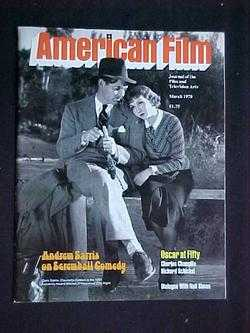 American Film (March, 1978, Volume 3, #5)