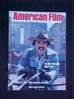 American Film (June, 1978, Volume 3, #8)