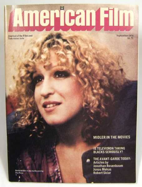 American Film (September, 1978, Volume 3, #10)